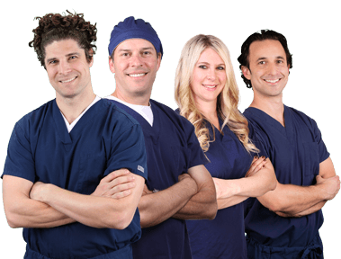 Great Hair Transplant Surgeon Dr. Huebner Dr. Siegel Dr. Rosenzweig and Dr. Blumenthal